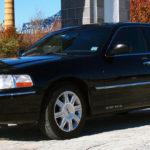 Lincoln Sedan side view