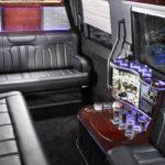 Mercedes Sprinter Interior seating