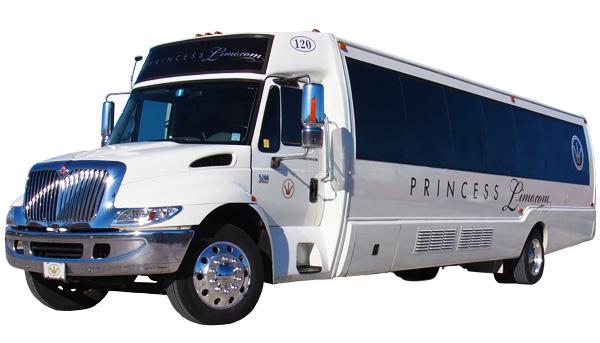 Krystal Koach Limo Bus