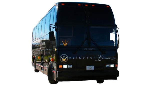 Prevost Limo Bus