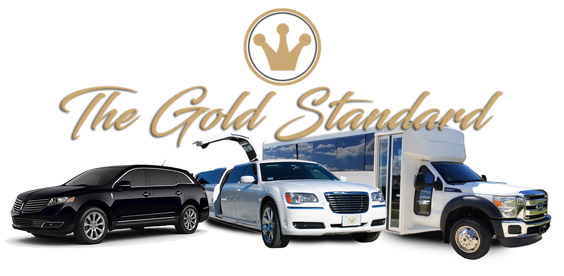 The gold standard of limousine service.