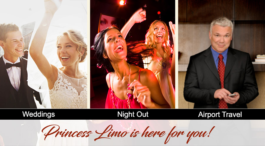Princess Limo is here for all your special occasions!